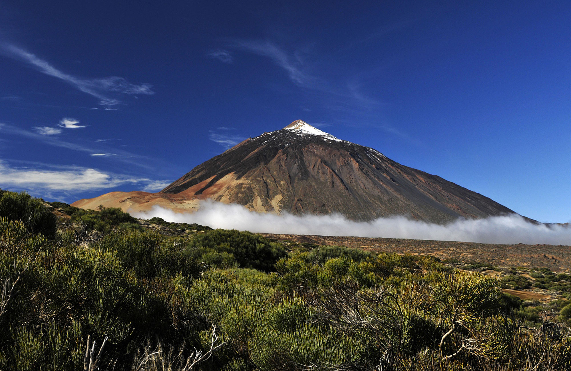 Voyage Canaries -Volcan Teide - Amplitudes