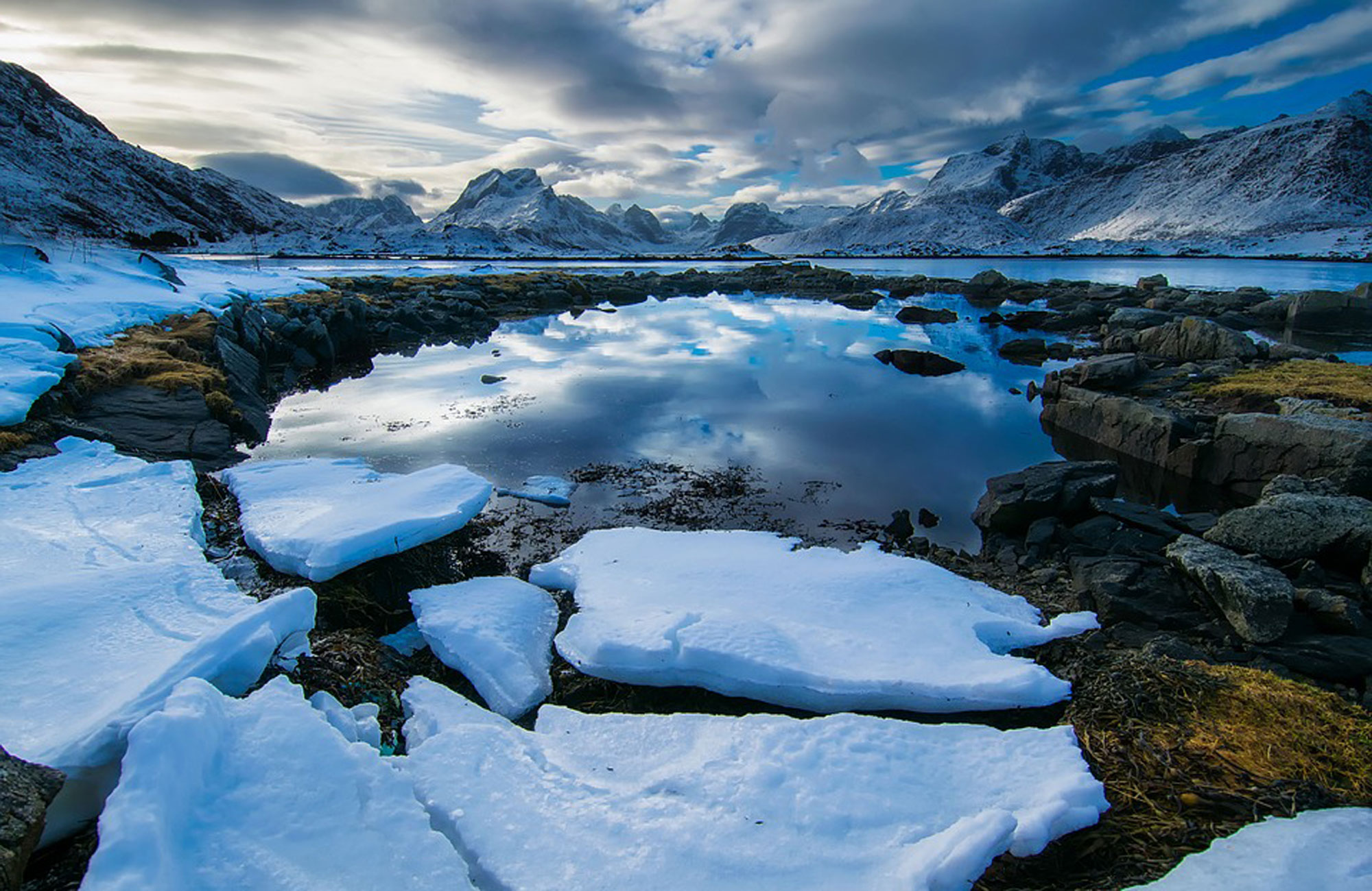 Voyage Norvège - fjords hiver - Amplitudes