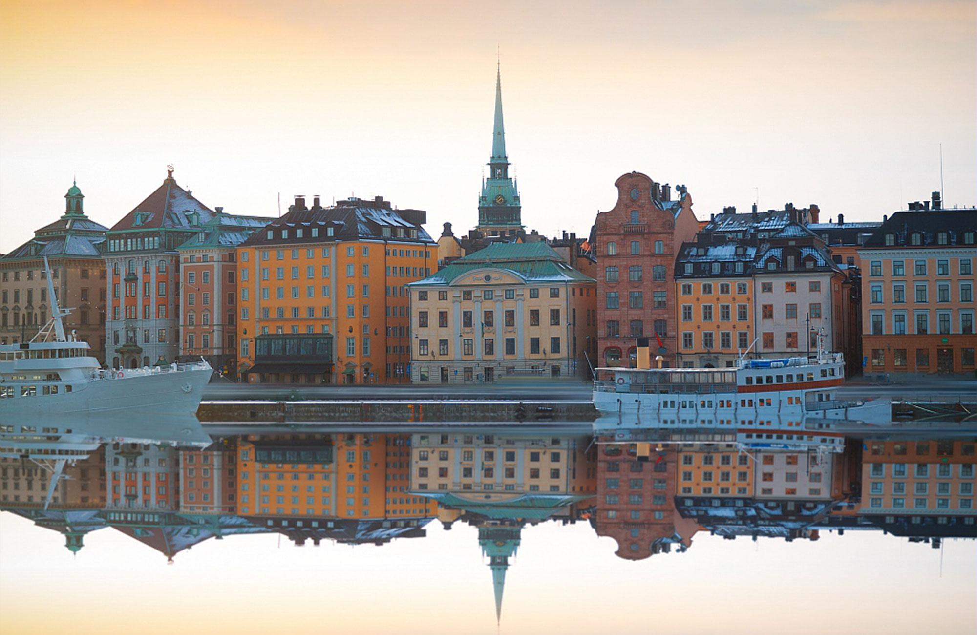 Voyage Stockholm - hiver - Amplitudes