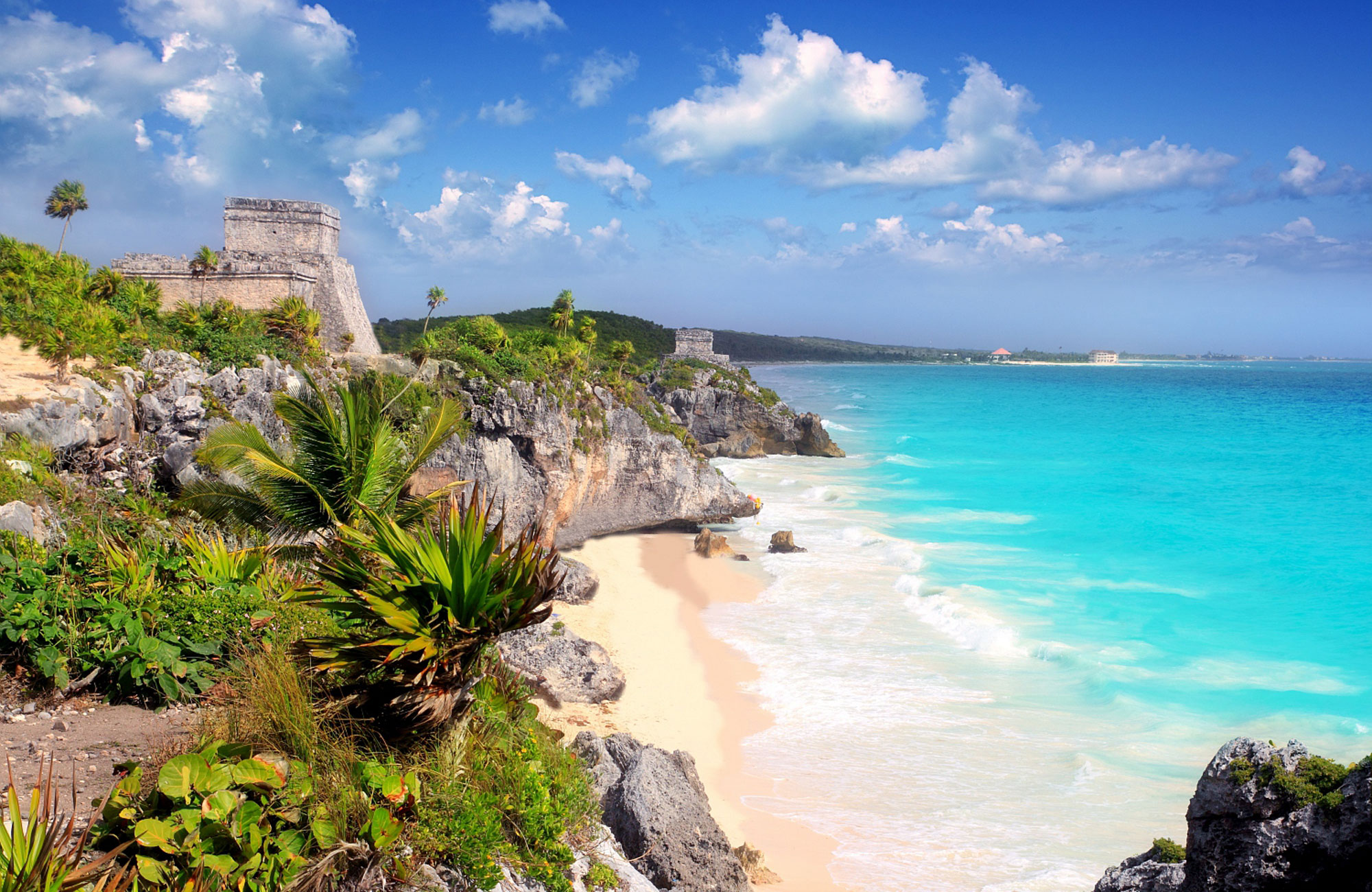 Voyage Mexique - Tulum - Amplitudes