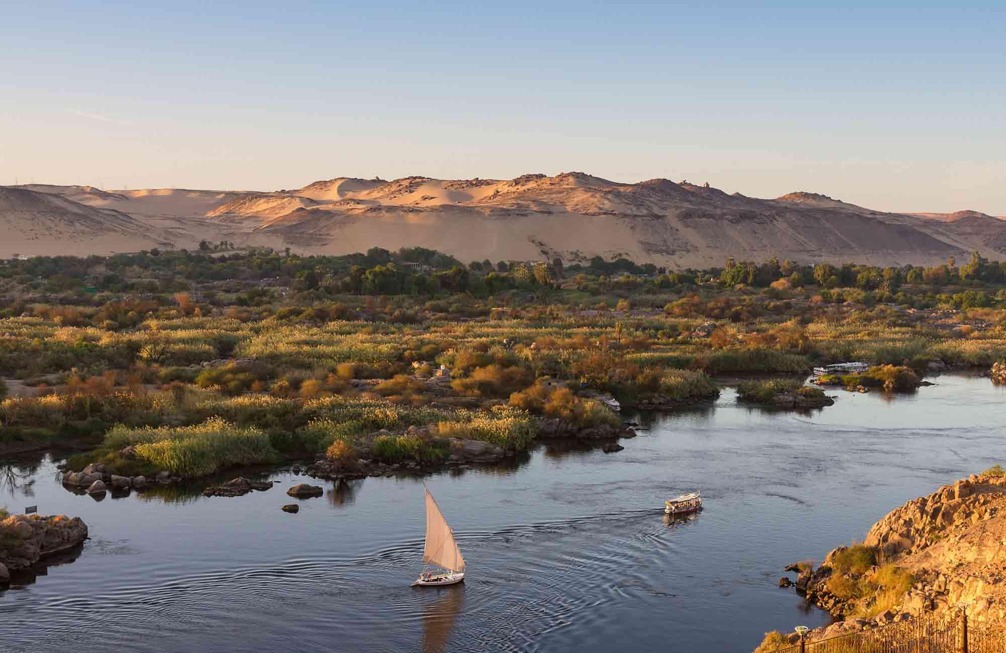 Voyage Egypte - Assouan - Amplitudes