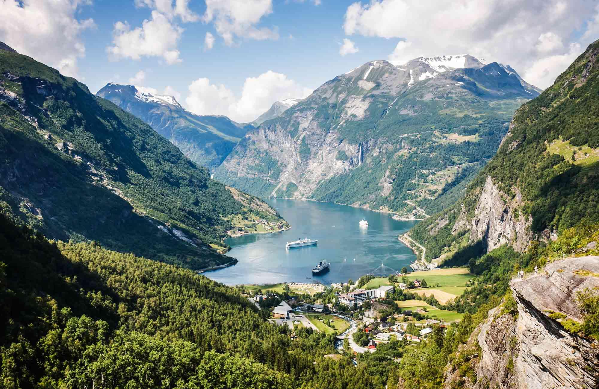 Voyage Norvège - Geirangerfjord - Amplitudes