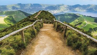 Voyage Açores - Amplitudes
