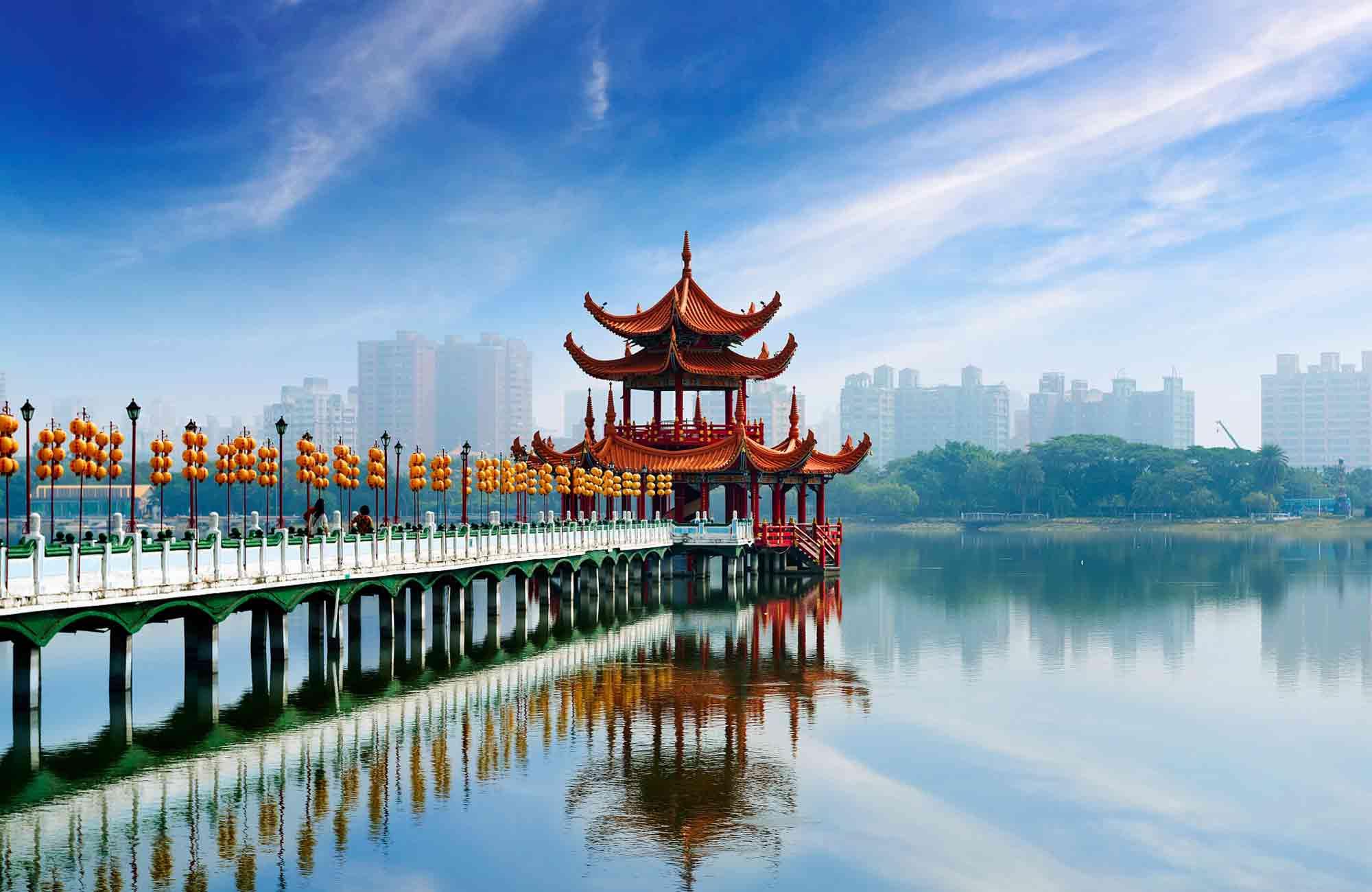 Voyage Taiwan - kaohsiung - Amplitudes
