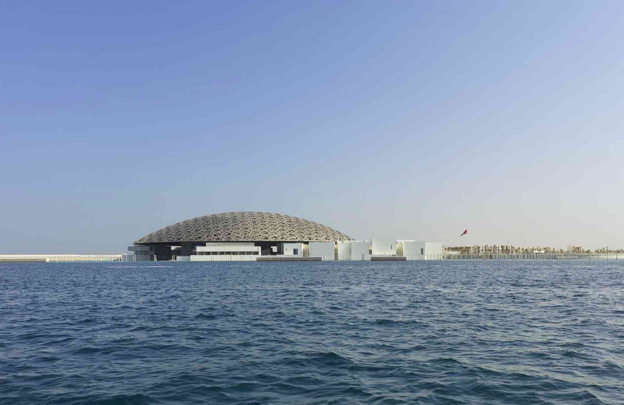 Voyage Abu Dhabi - Musée du Louvre - Amplitudes