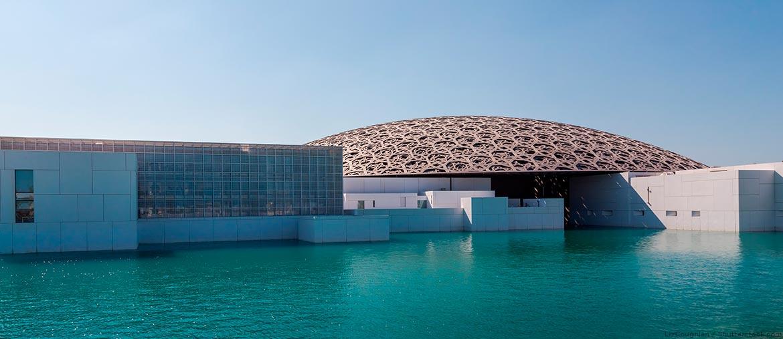 Voyage Abu Dhabi - Louvre - Amplitudes