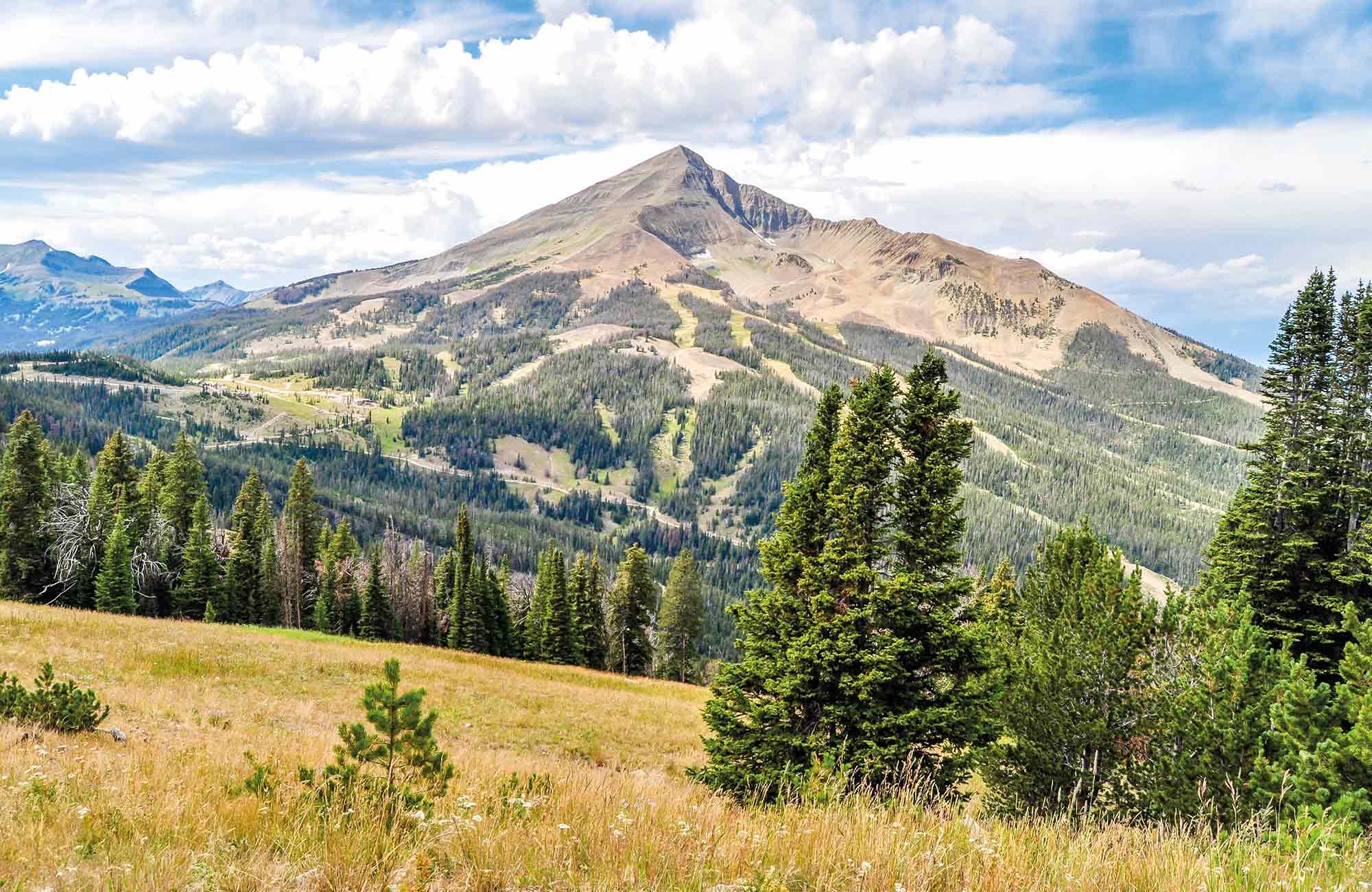 Voyage Montana - Big Sky - Amplitudes