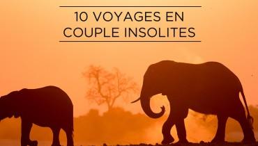 Voyage en couple insolite et aventures par Amplitudes