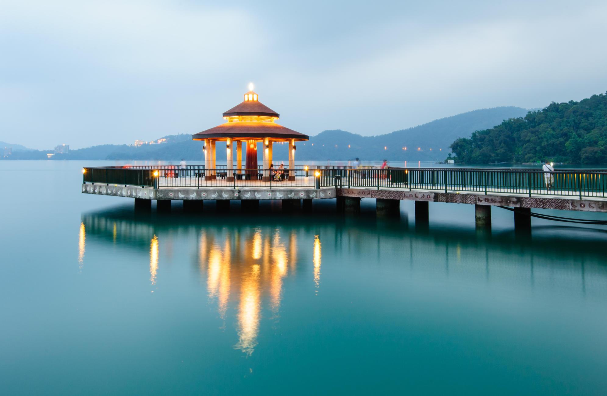 Sun & Moon Lake à Taïwan pour un voyage de couple insolite par Amplitudes