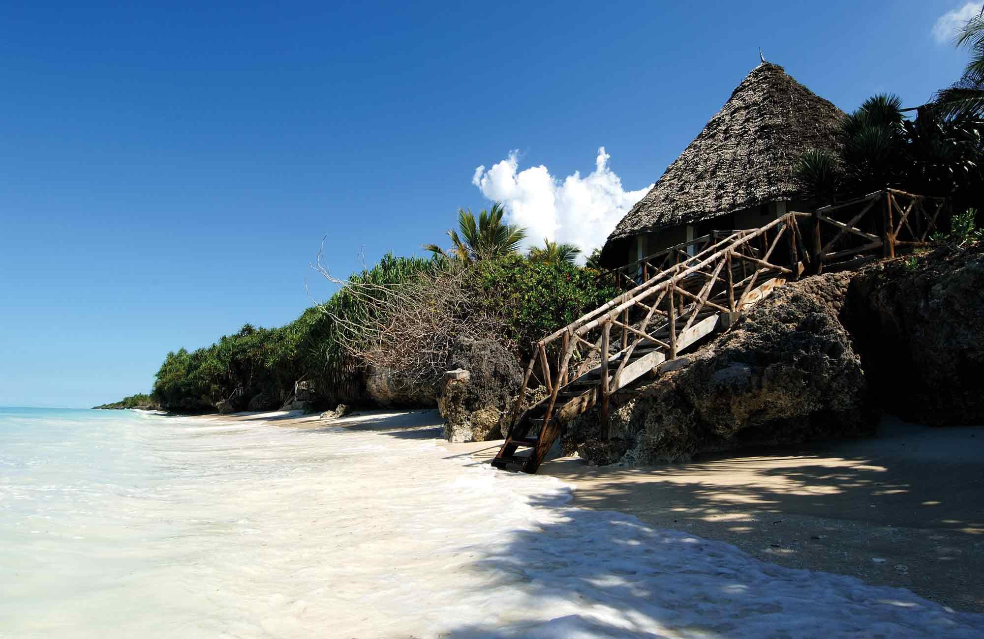 Séjour balnéaire et lodge à Zanzibar avec Amplitudes