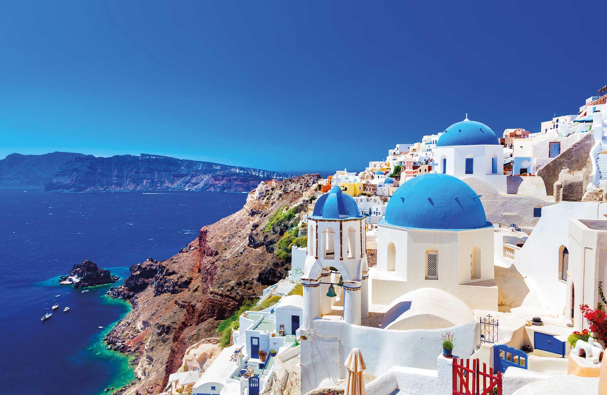 Grèce mykonos santorin, l'archipel des cyclades lors des ponts de Mai avec Amplitudes agence de voyage