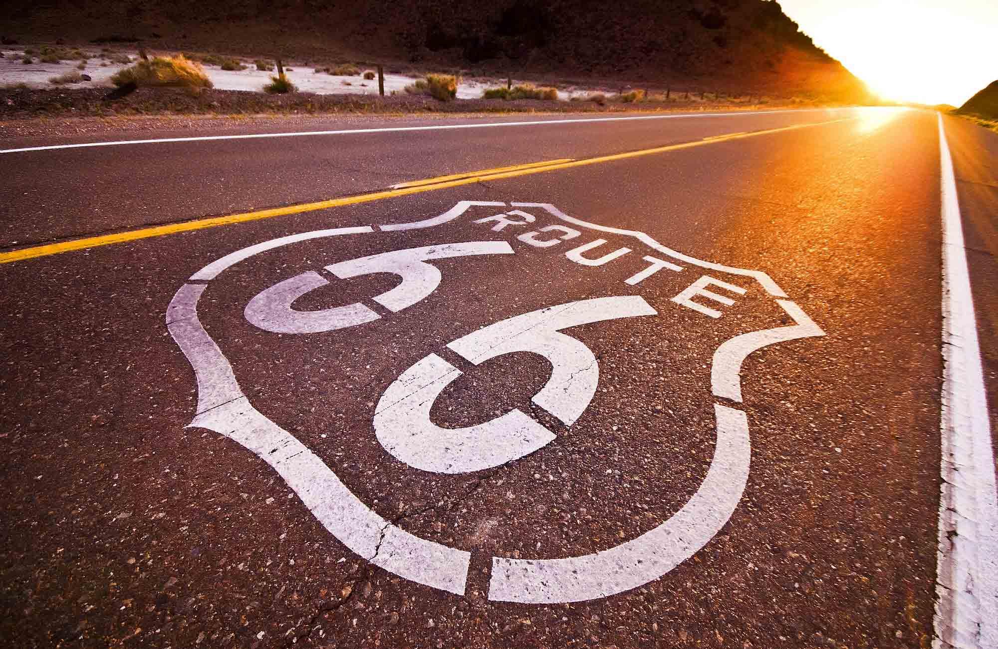 Voyage Etats-Unis - Route 66 - Amplitudes