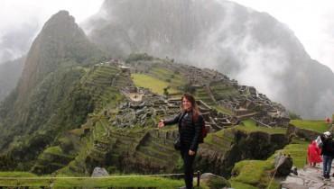 Maureen - Machu Picchu Pérou - Amplitudes