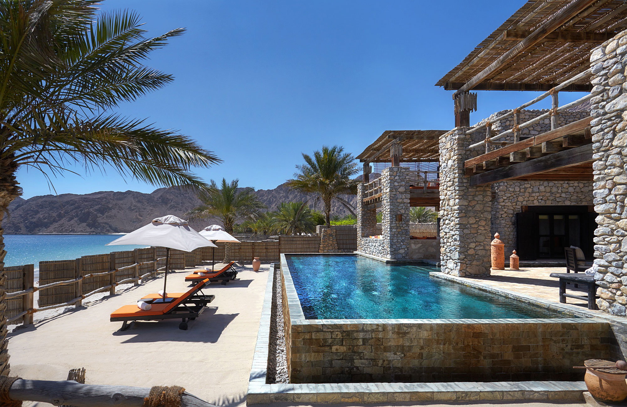 Voyage Oman - Six Senses Zighy Bay - Oman