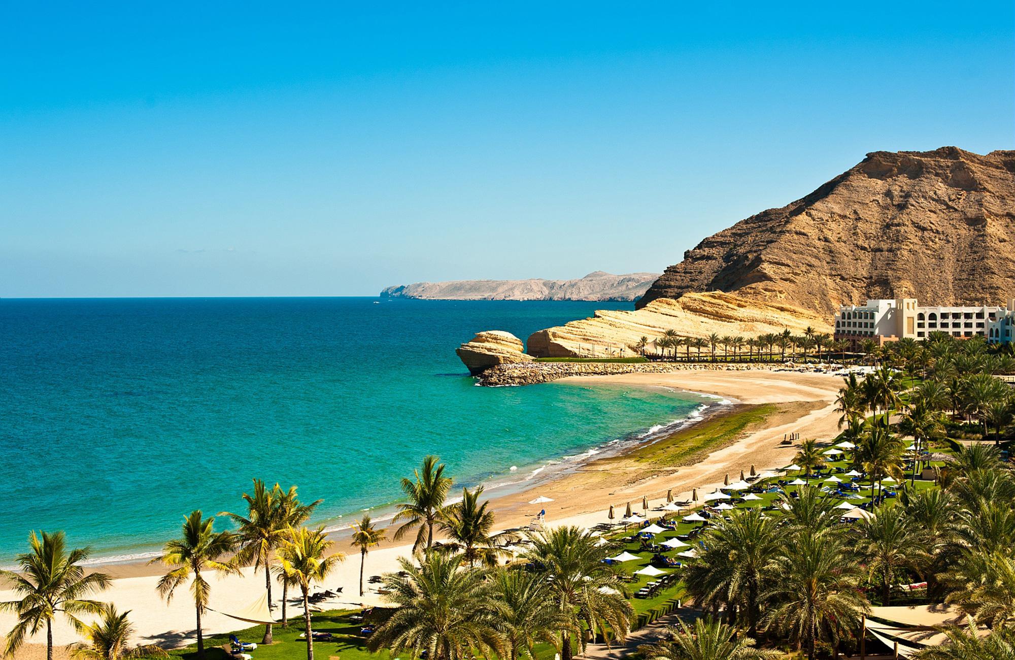 Voyage Oman - Golfe d'Oman - Amplitudes