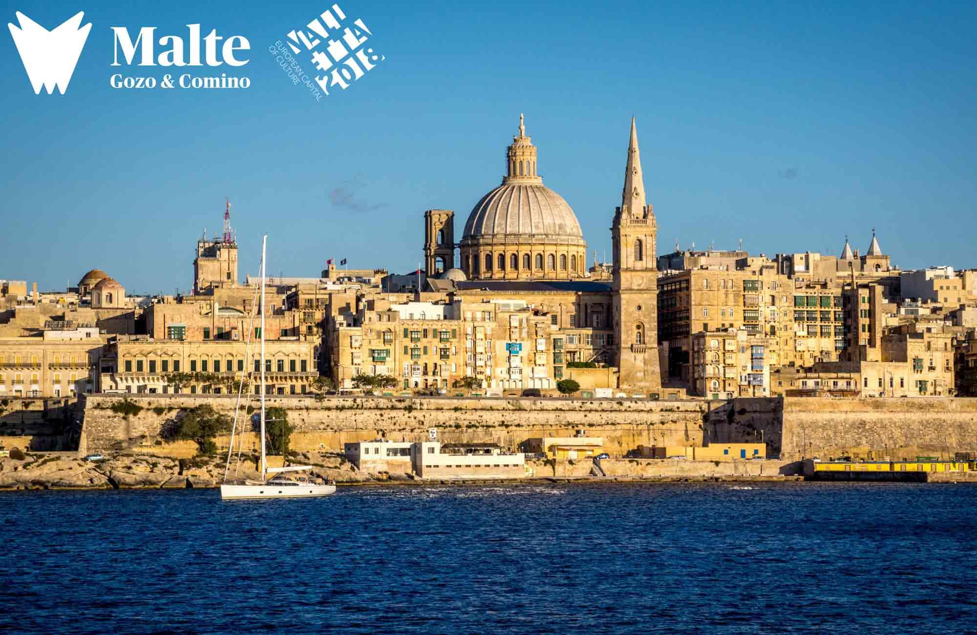 Voyage Malte - La Valette - Amplitudes