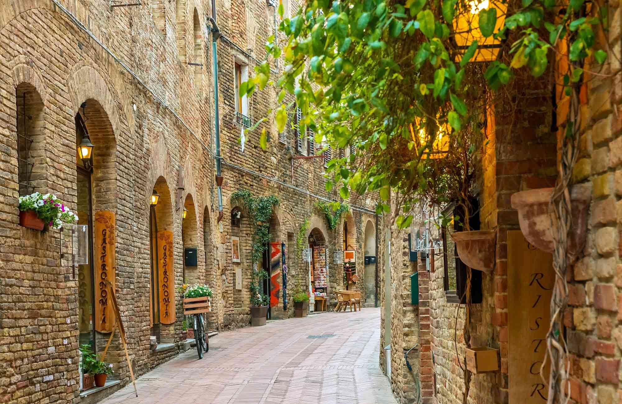 Voyage Italie - Pienza Toscane - Amplitudes