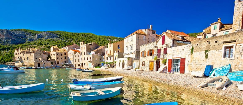 Voyage Croatie - Komiza - Amplitudes