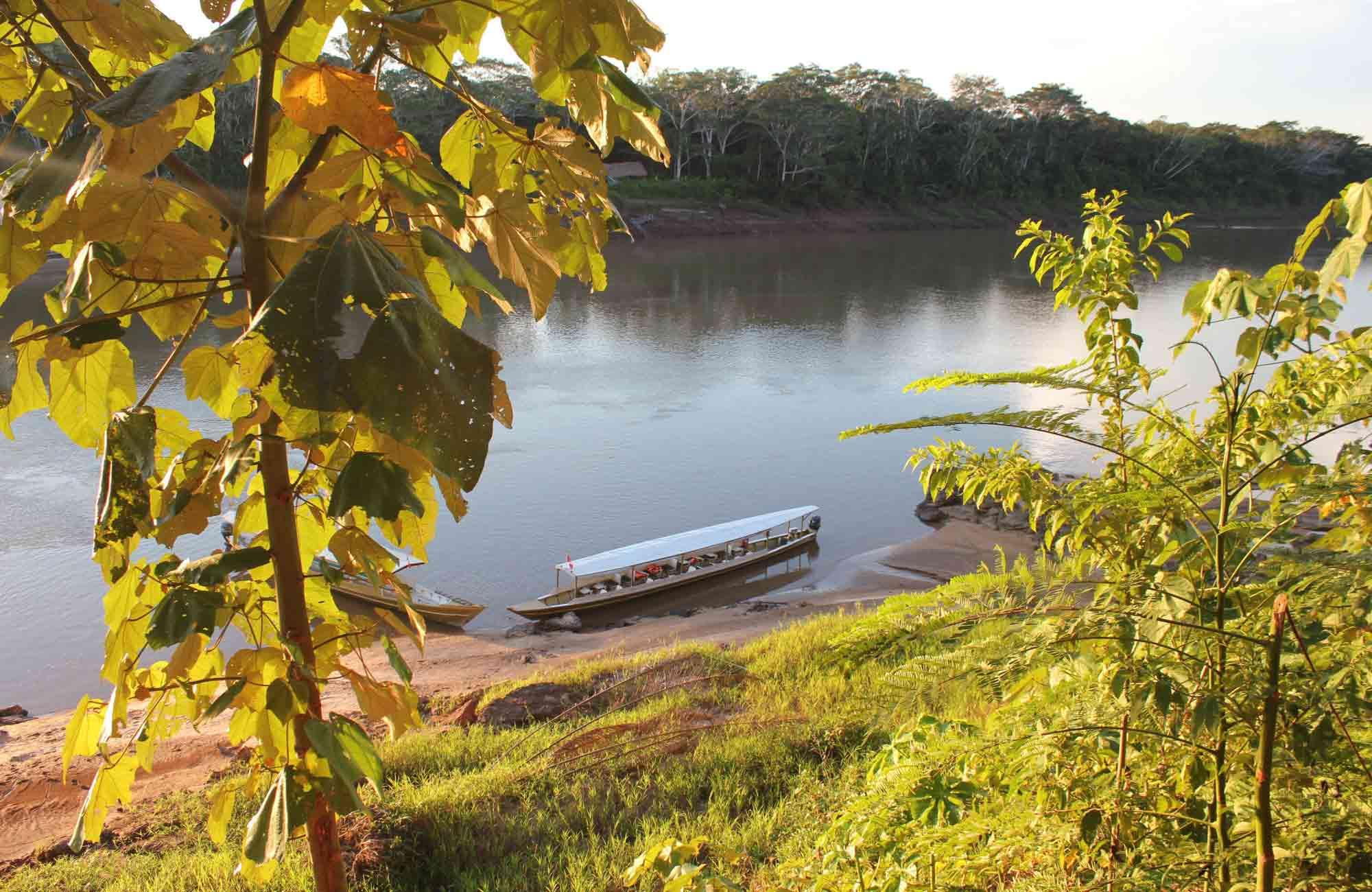 Voyage Pérou - Amazonie bateau - Amplitudes