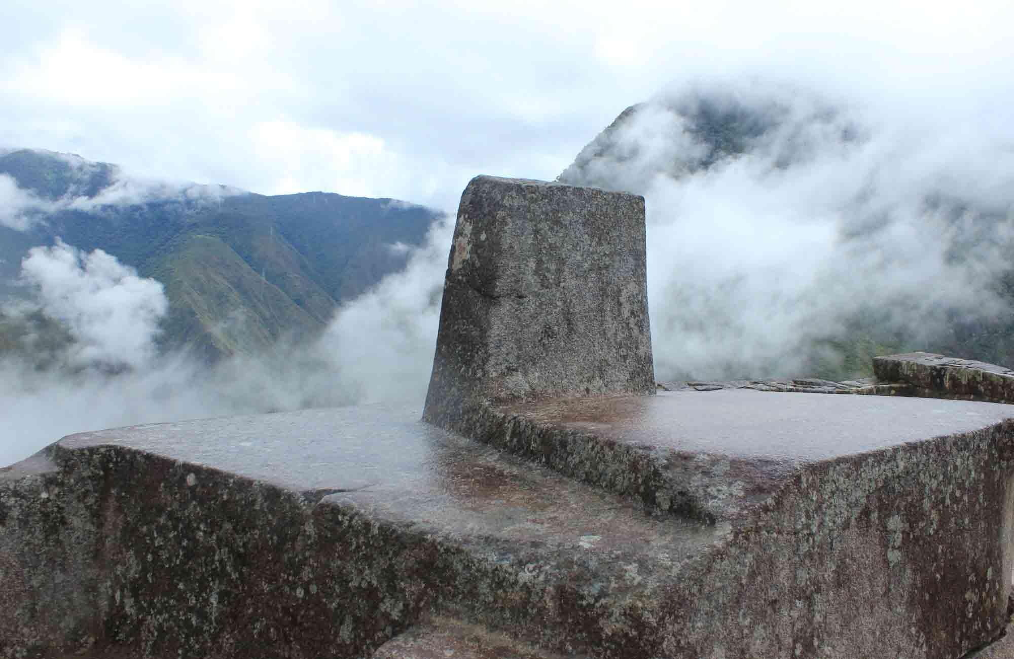 Voyage Pérou - Machu Picchu Cadran Solaire - Amplitudes