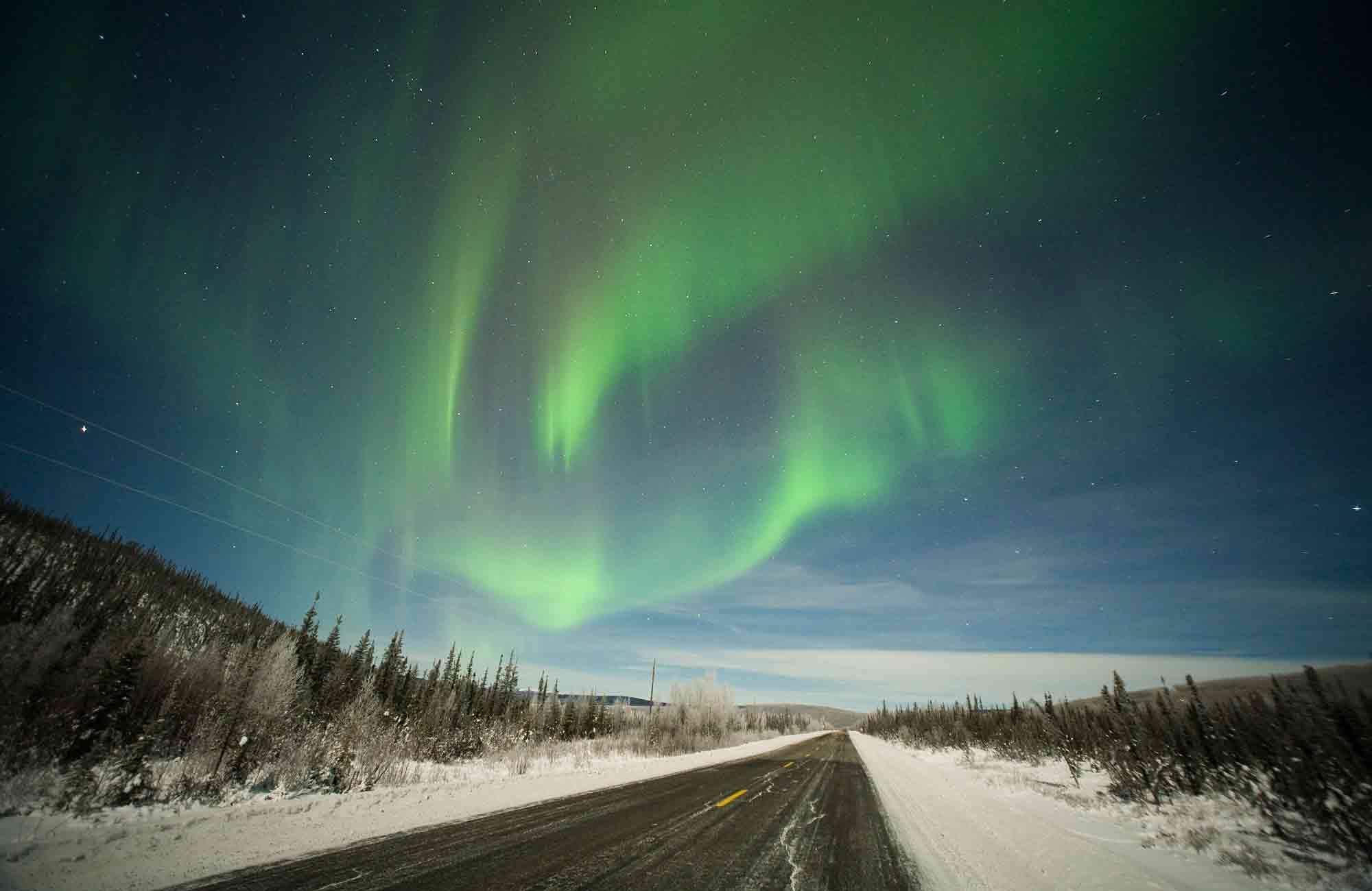 Voyage Alaska - Fairbanks Aurores boréales - Amplitudes