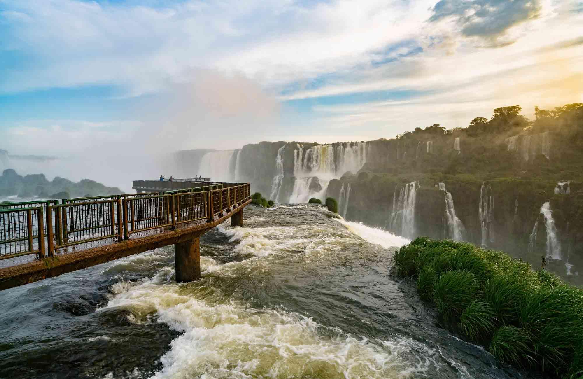Voyage Brésil Argentine - Chutes Iguazu - Amplitudes