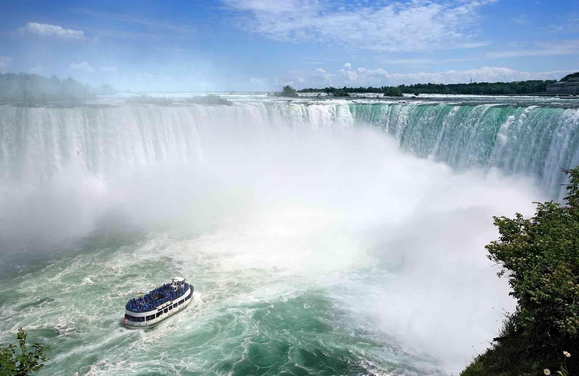 Voyage Canada Etats-Unis - Chutes du Niagara - Amplitudes