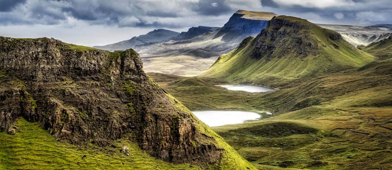 Voyage Ecosse - Highlands - Amplitudes