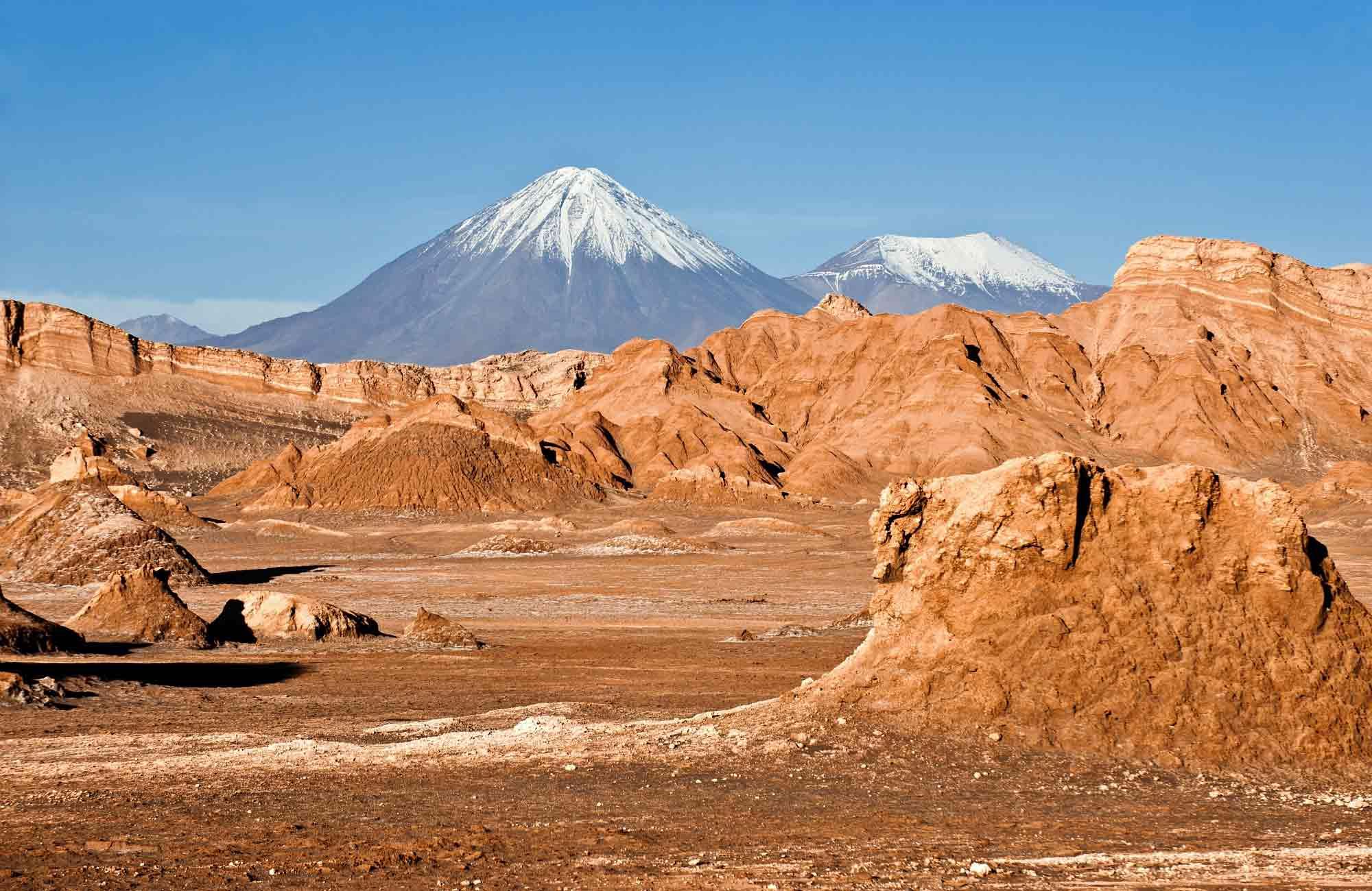 Voyage Chili - Vallée de la Lune - Amplitudes
