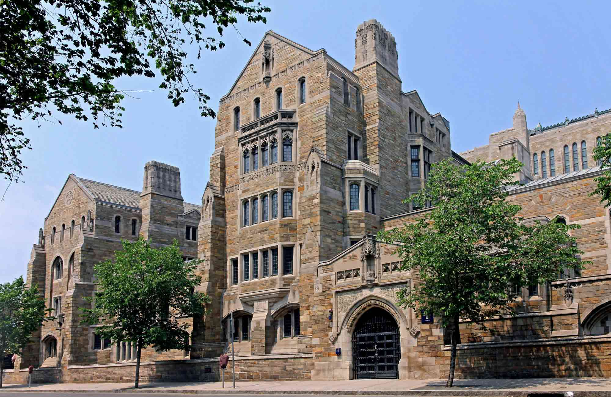 Voyage New Haven - Yale - Amplitudes
