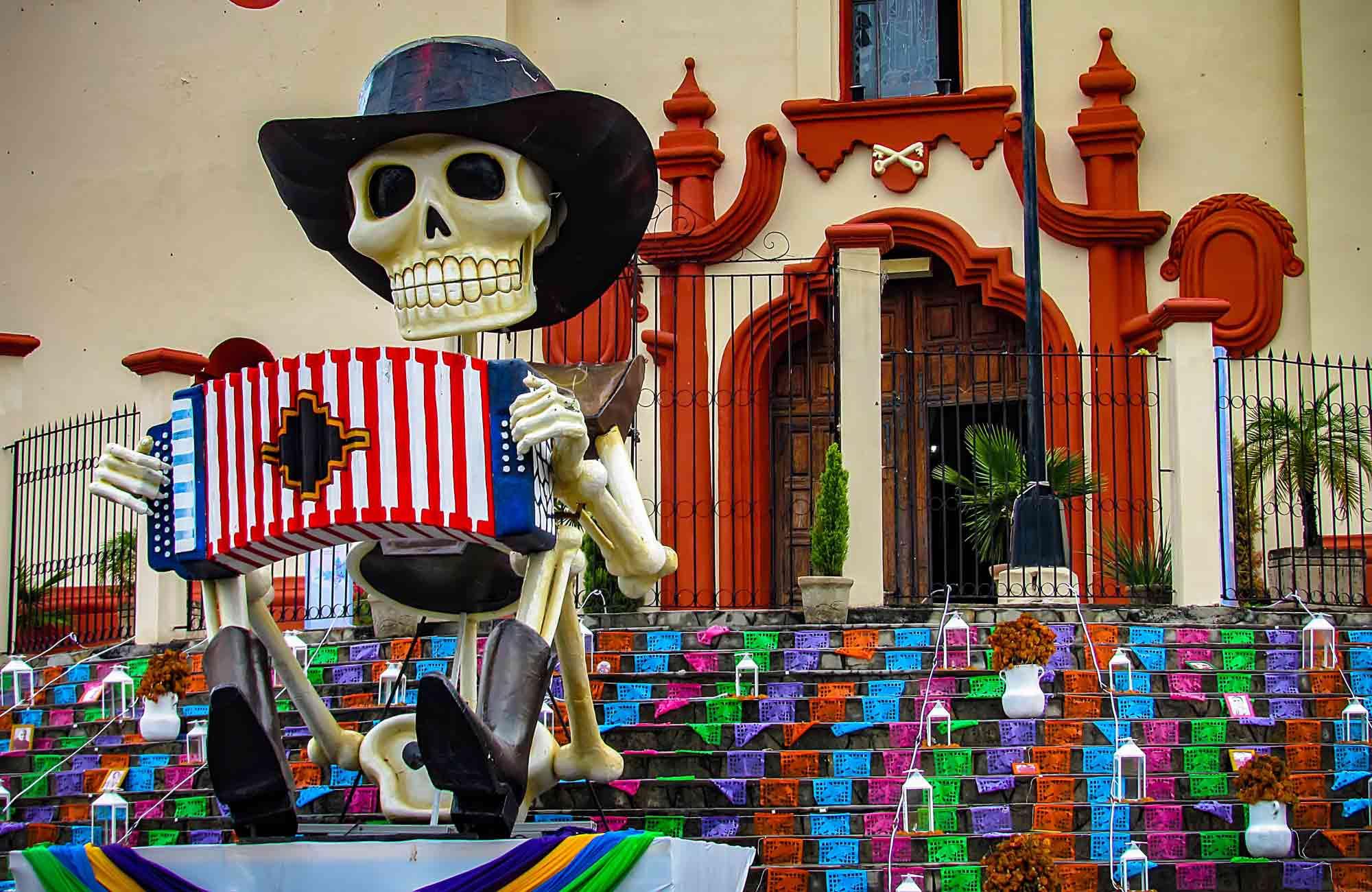 Voyage Mexique - Dia de los Muertos - Amplitudes