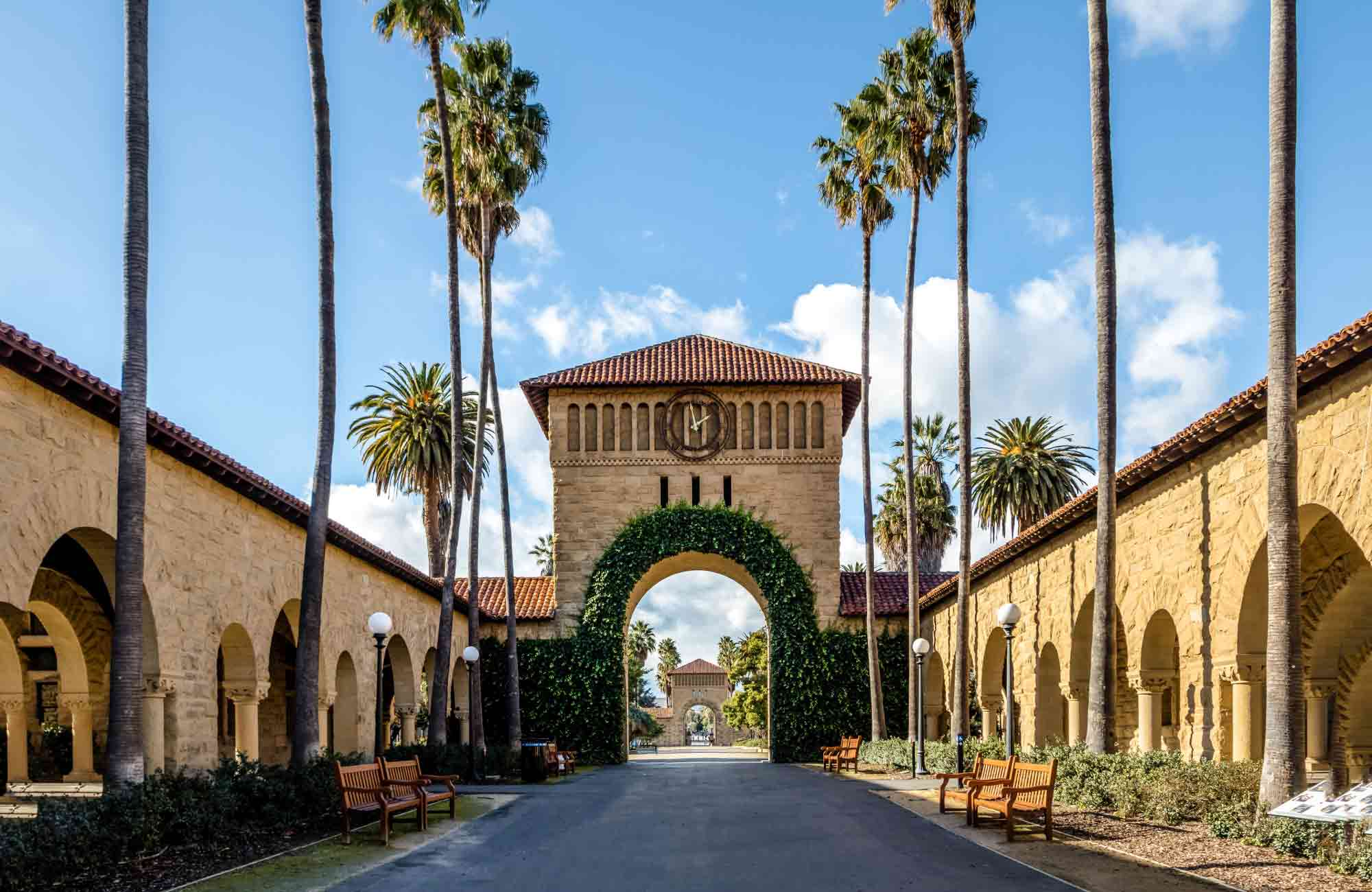 Voyage Etats-Unis - Université de Stanford - Amplitudes