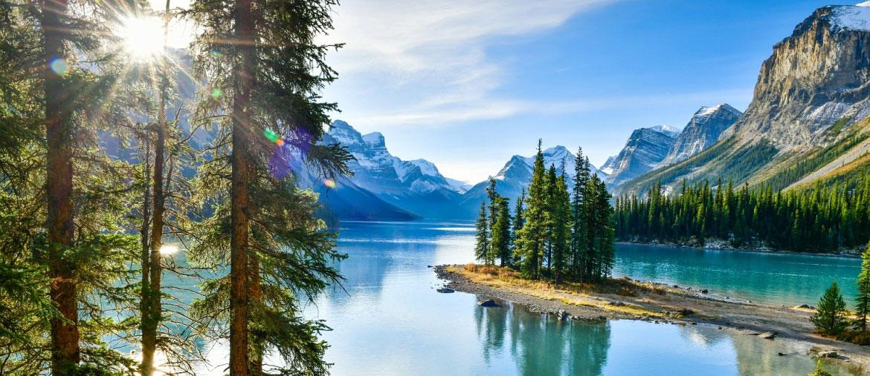 Voyage Canada-spirits Island- Amplitudes