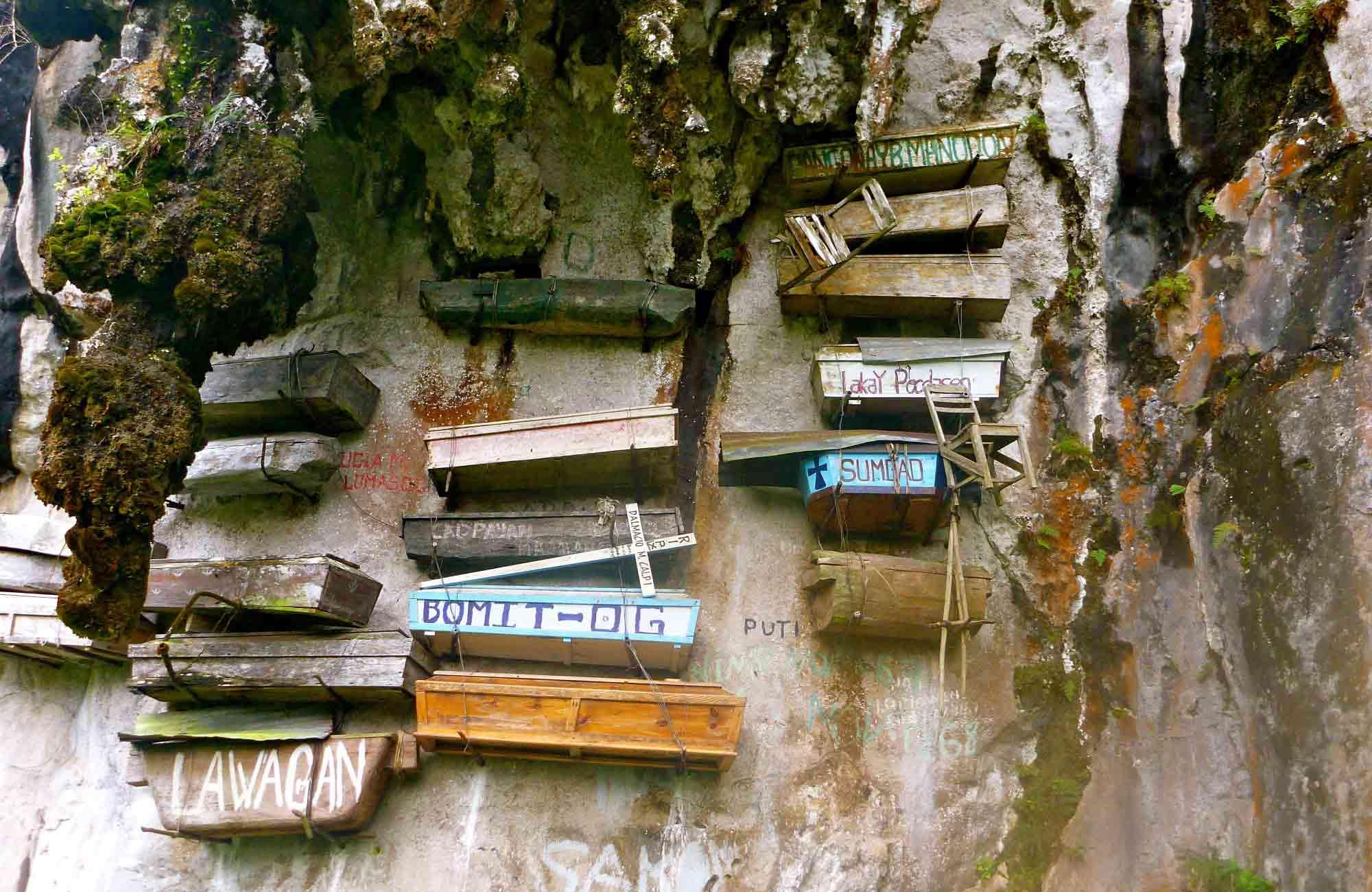 Voyage Philippines - Sagada - Amplitudes