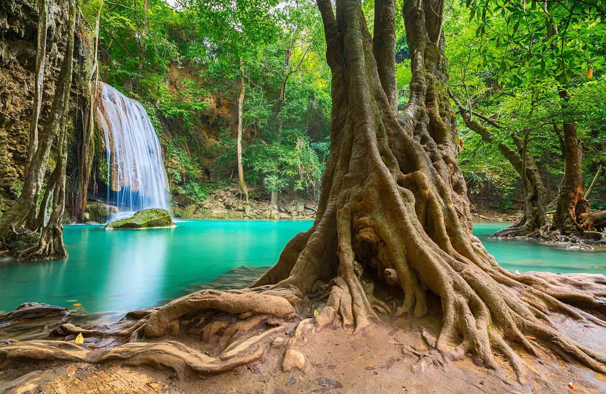 Voyage Thaïlande - Erawan - Amplitudes