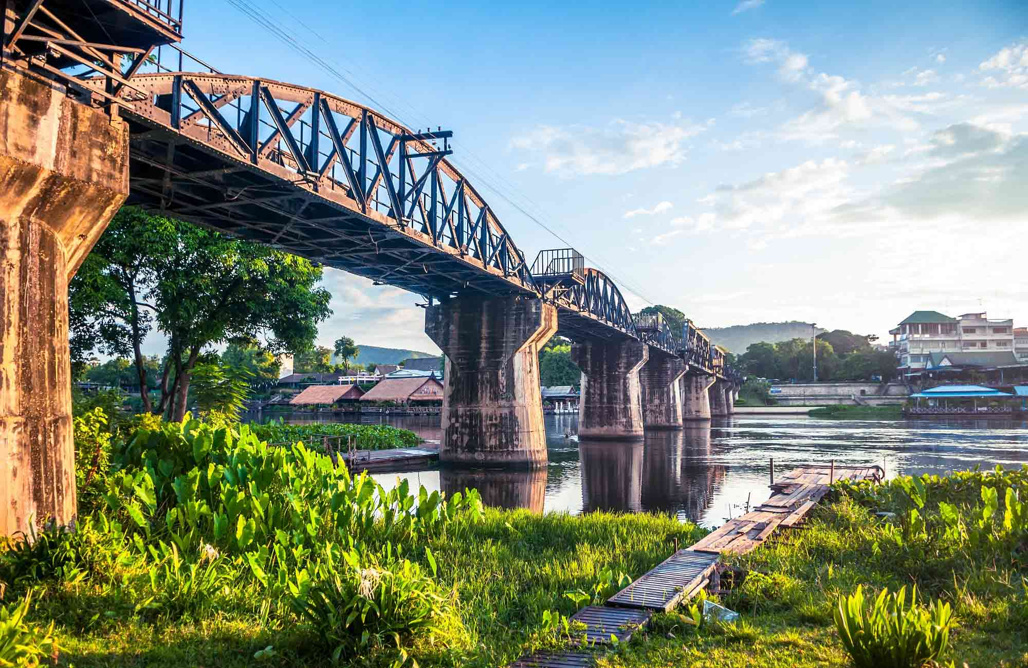 Voyage Thaïlande - Rivière Kwai - Amplitudes