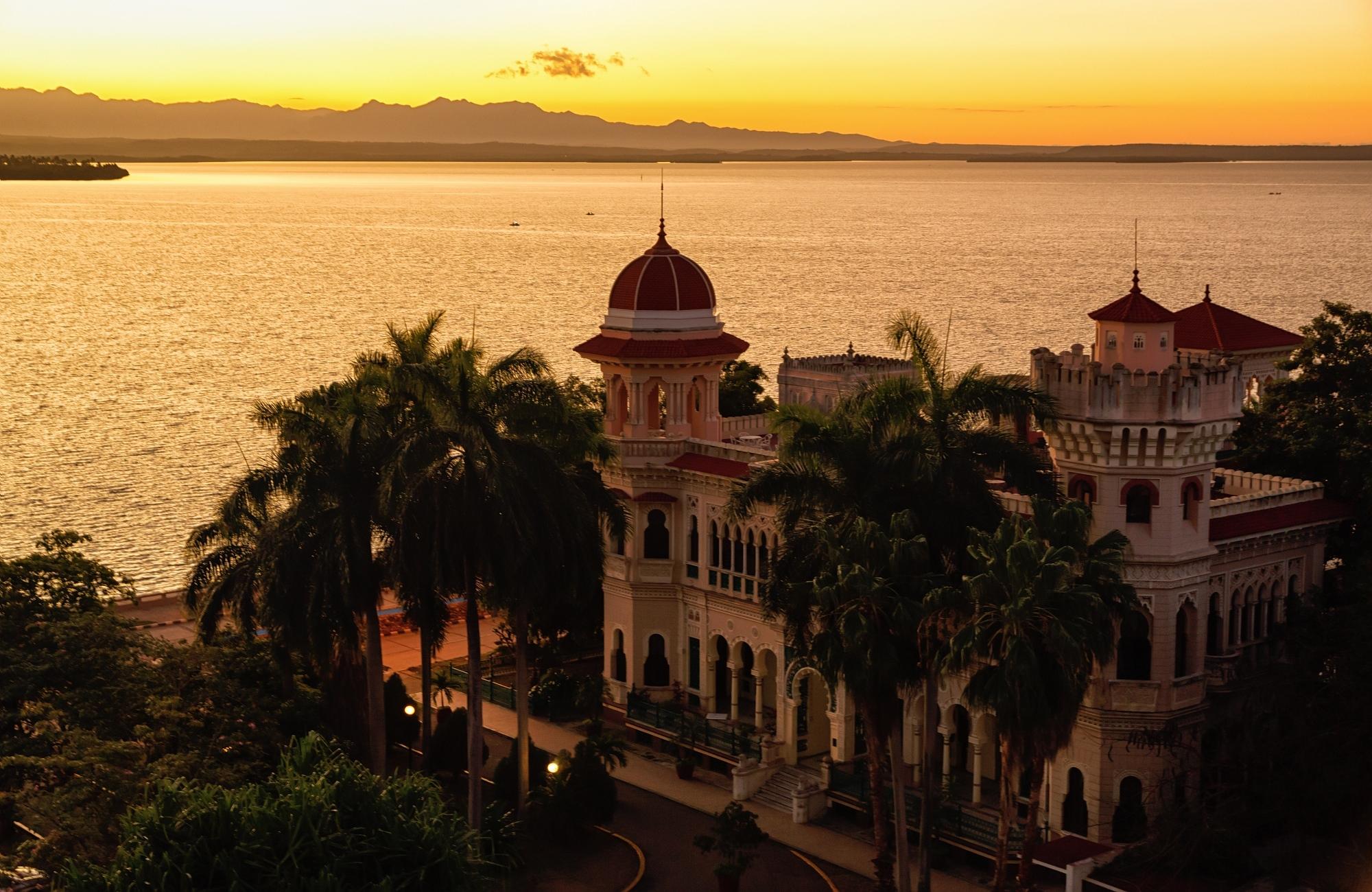 Le Palacio de Valle a Cienfuegos