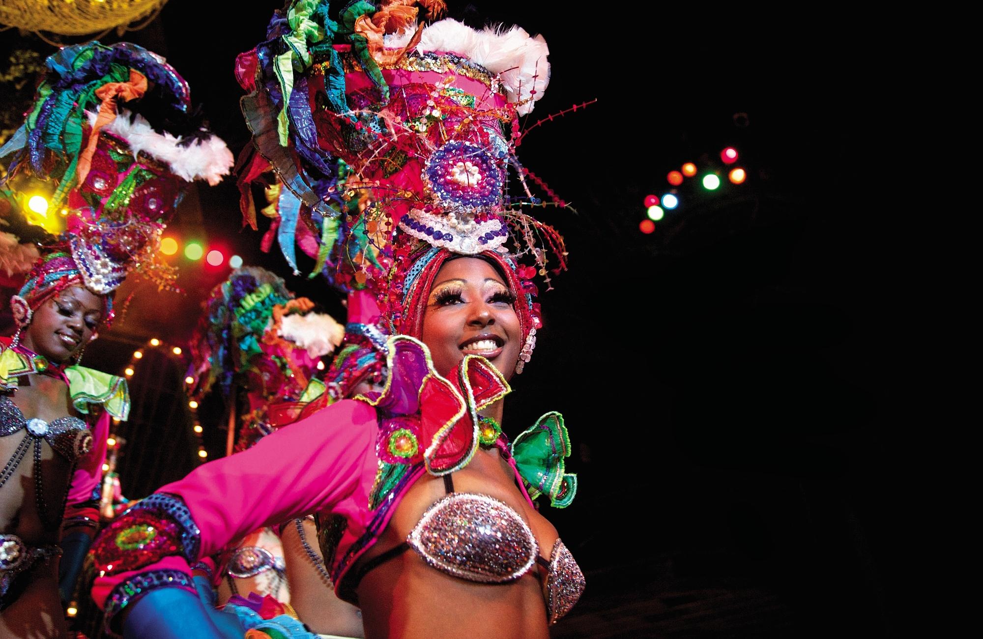 Voyage- Danseuse a la Havane -Cuba-Amplitudes