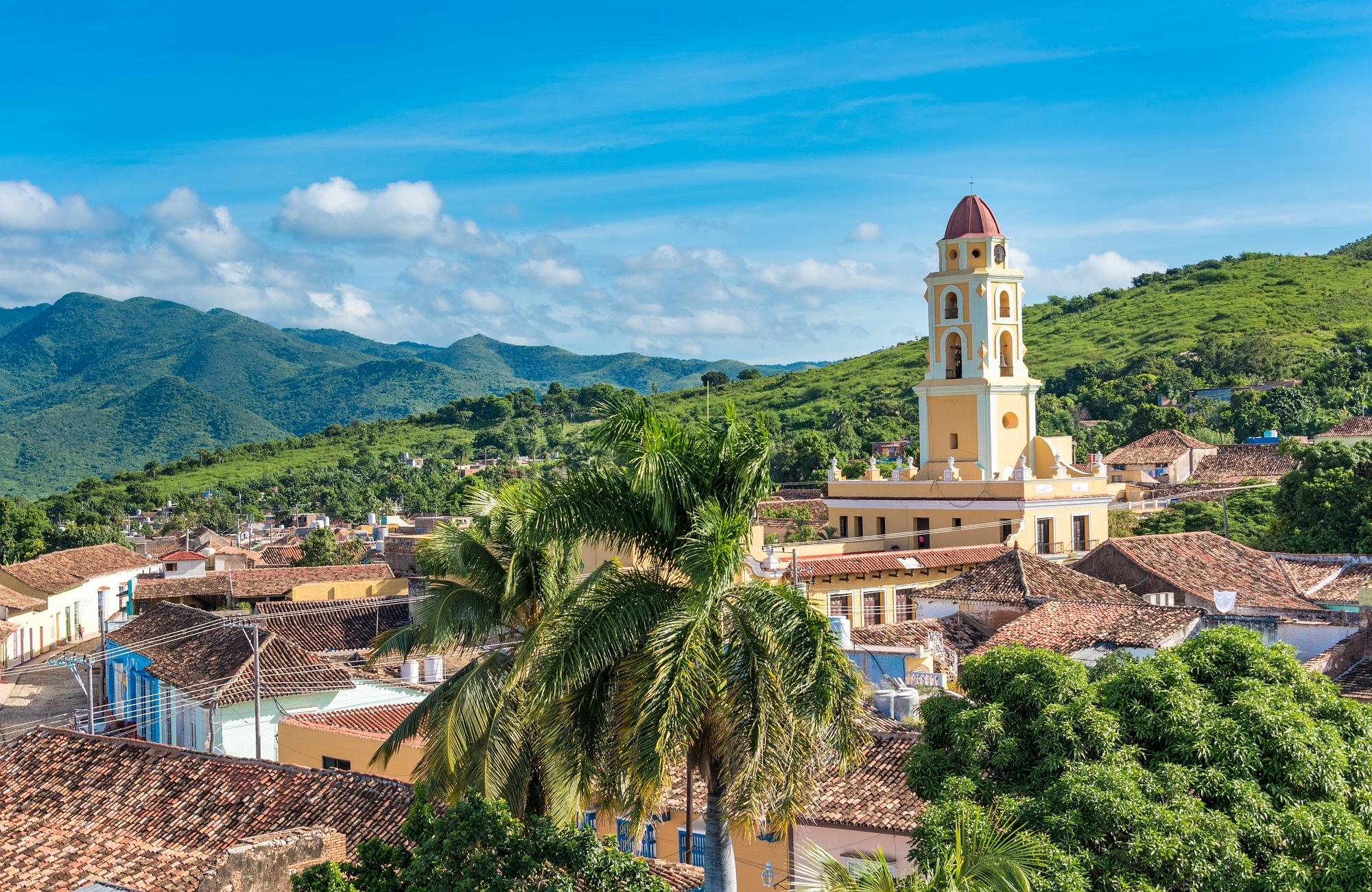 Sur les hauteurs de Cuba, la charmante cité coloniale Trinidad