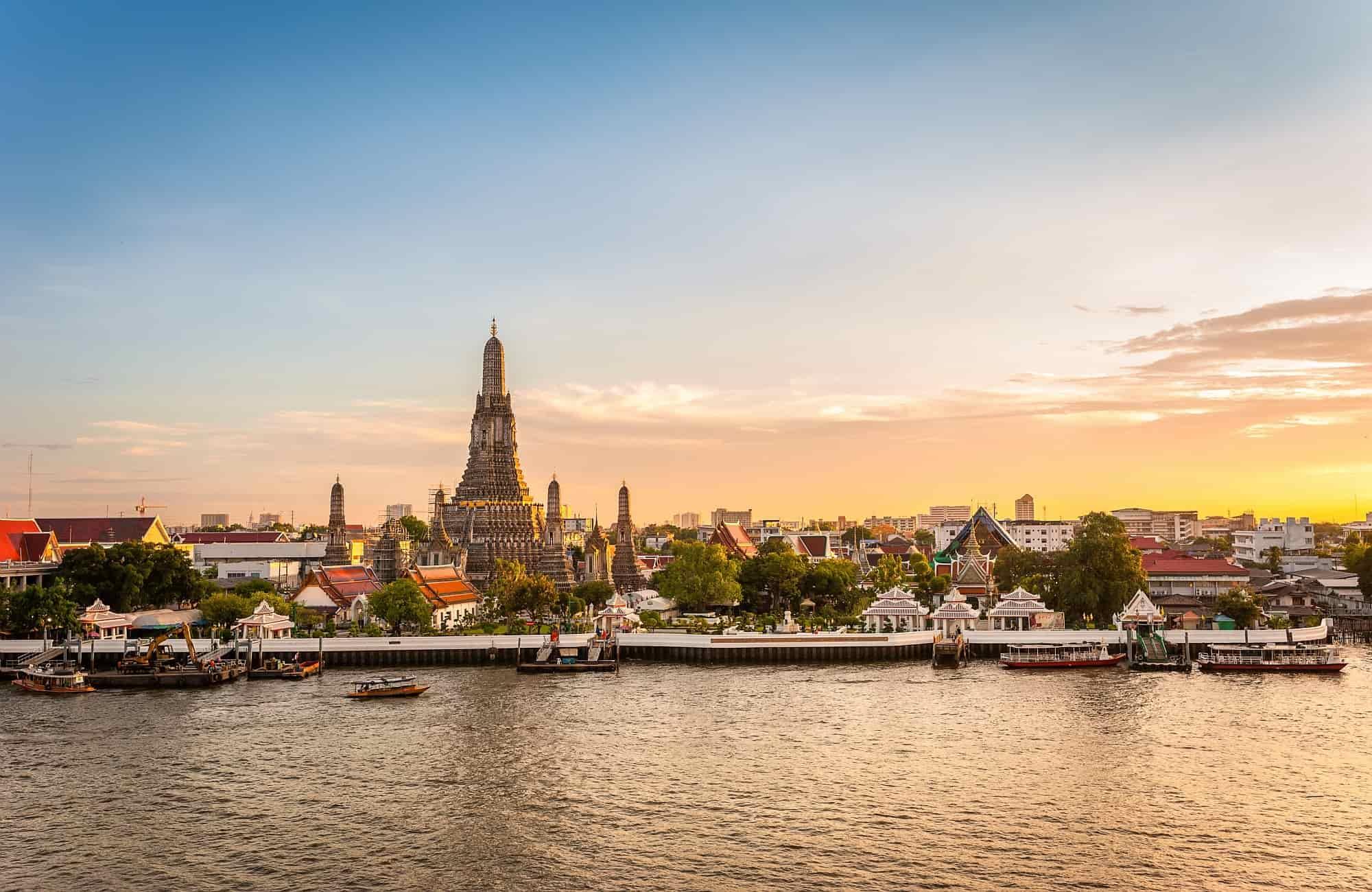 Voyage Thaïlande - Bangkok - Amplitudes