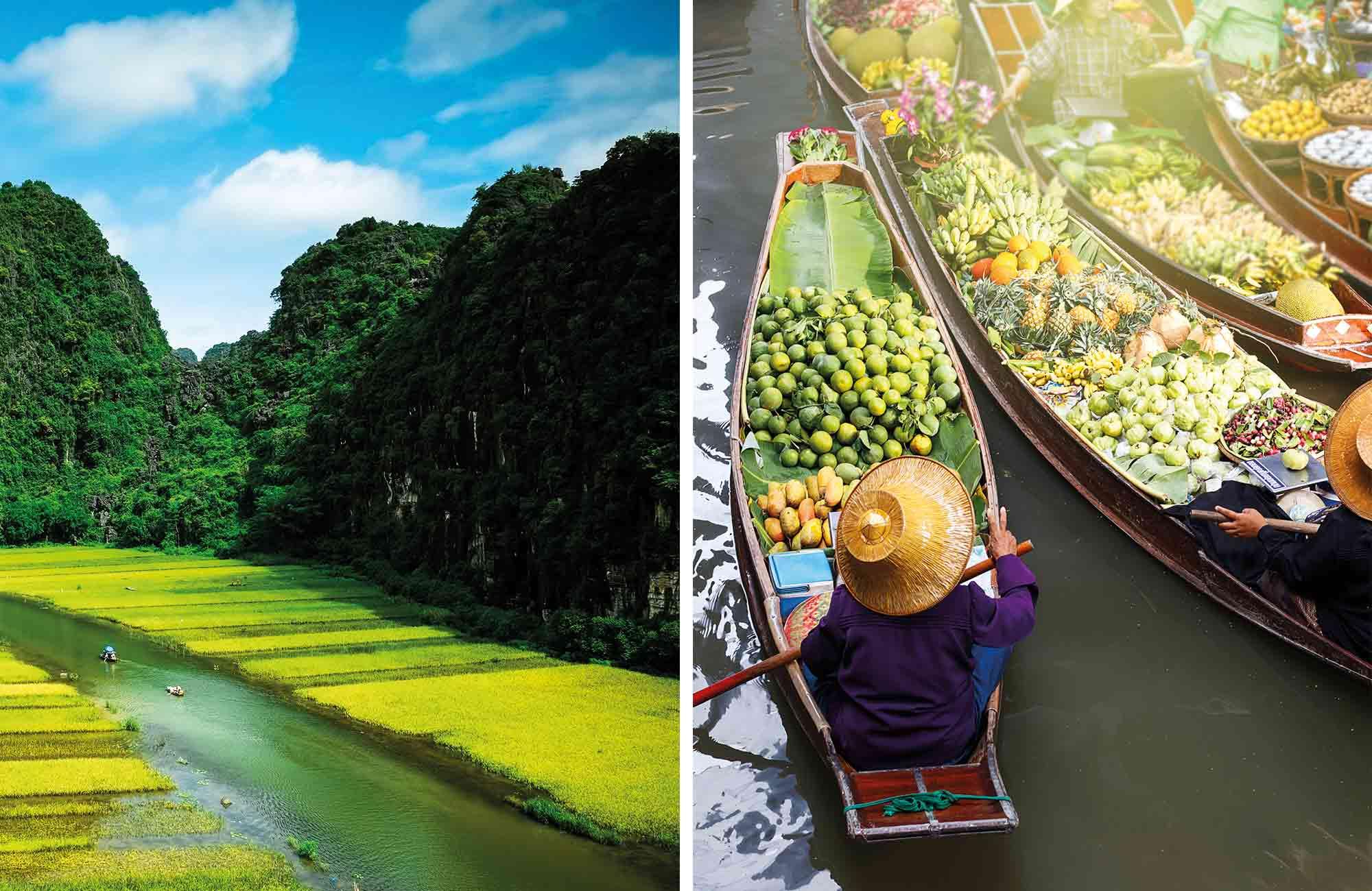 Voyage Vietnam et Thaïlande - Amplitudes