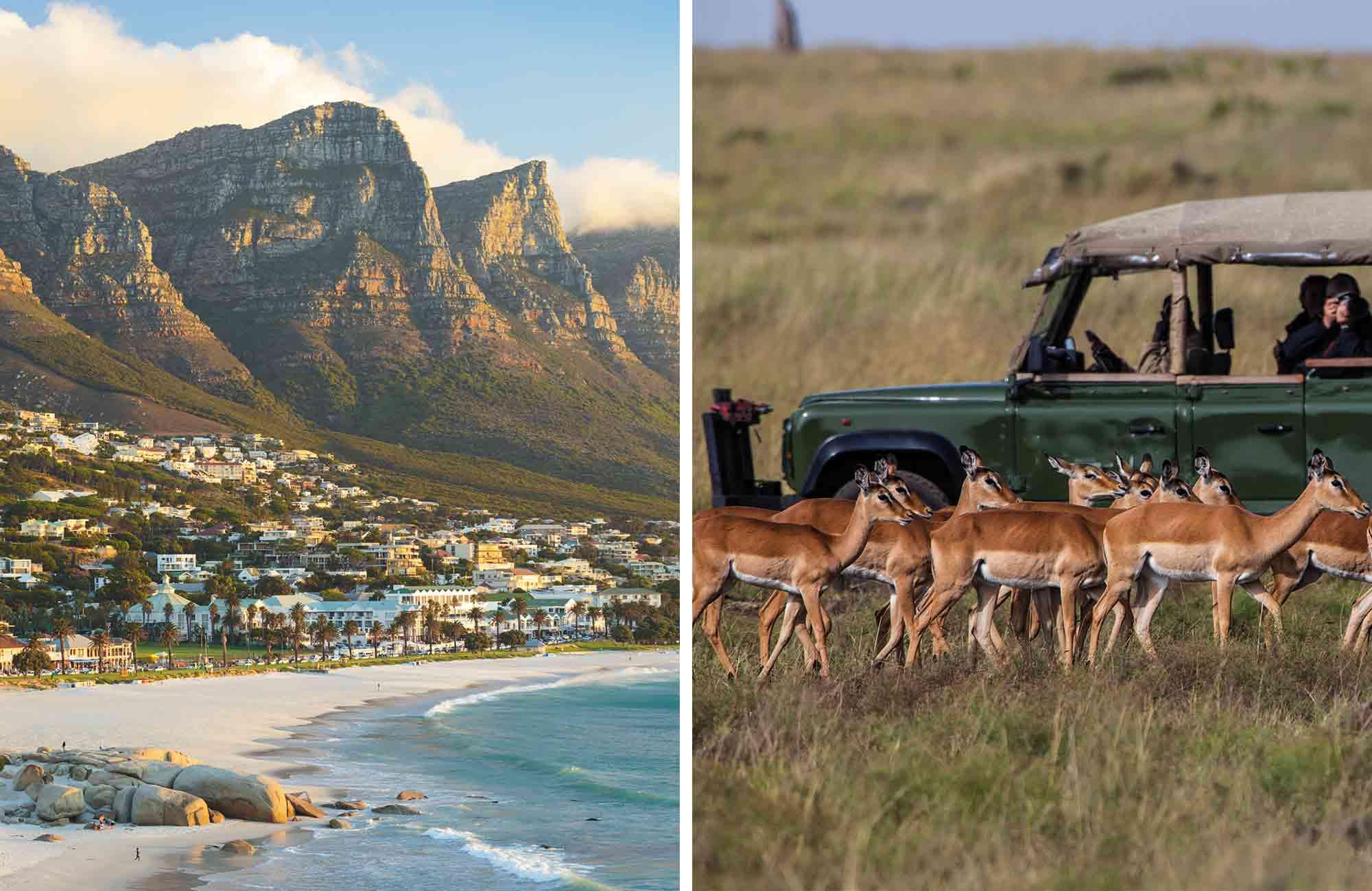 Voyage Afrique du Sud et Tanzanie - Amplitudes