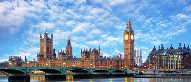 Horloge de Londres- Amplitudes