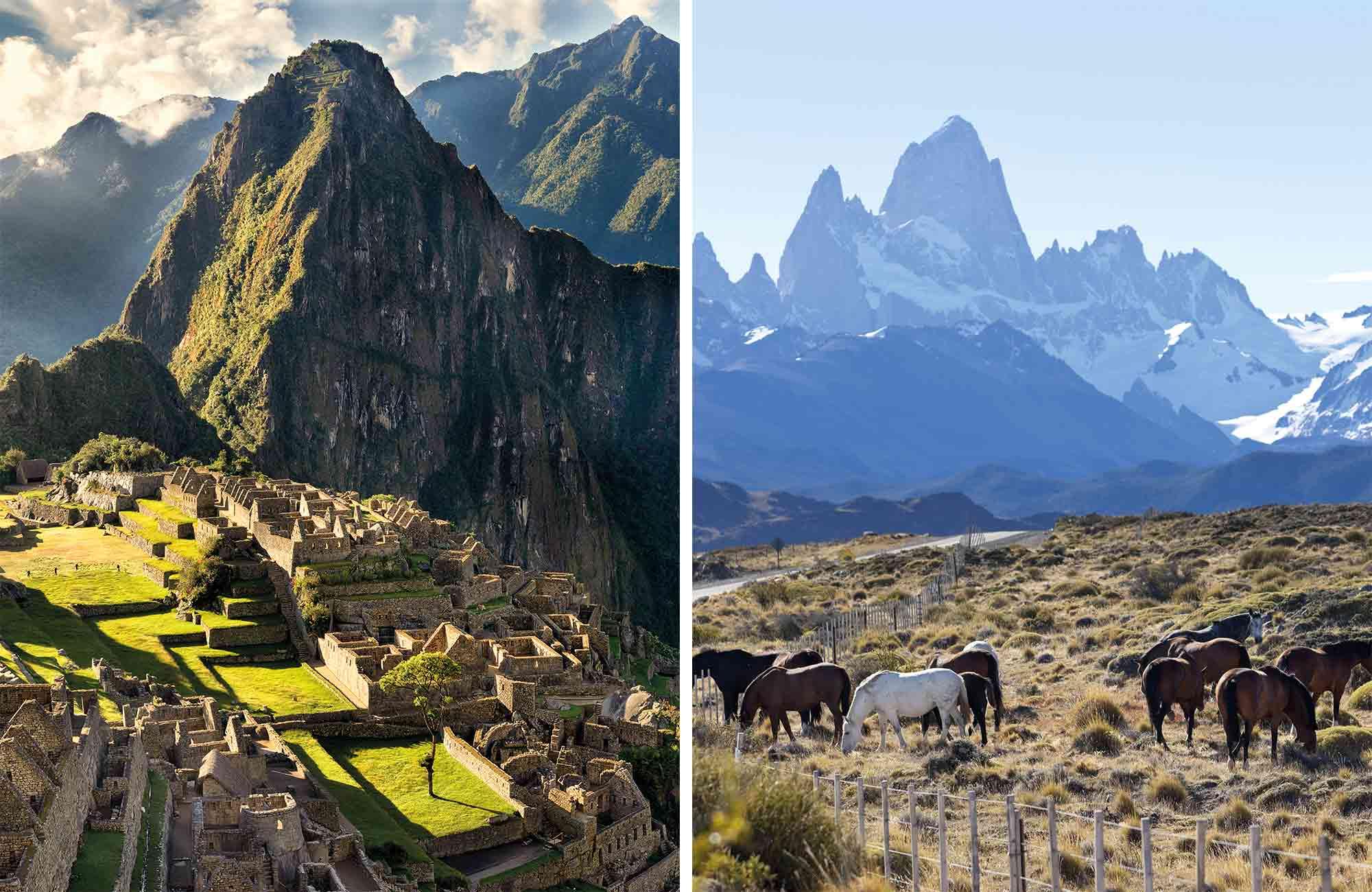 Voyage Pérou ou Argentine - Amplitudes