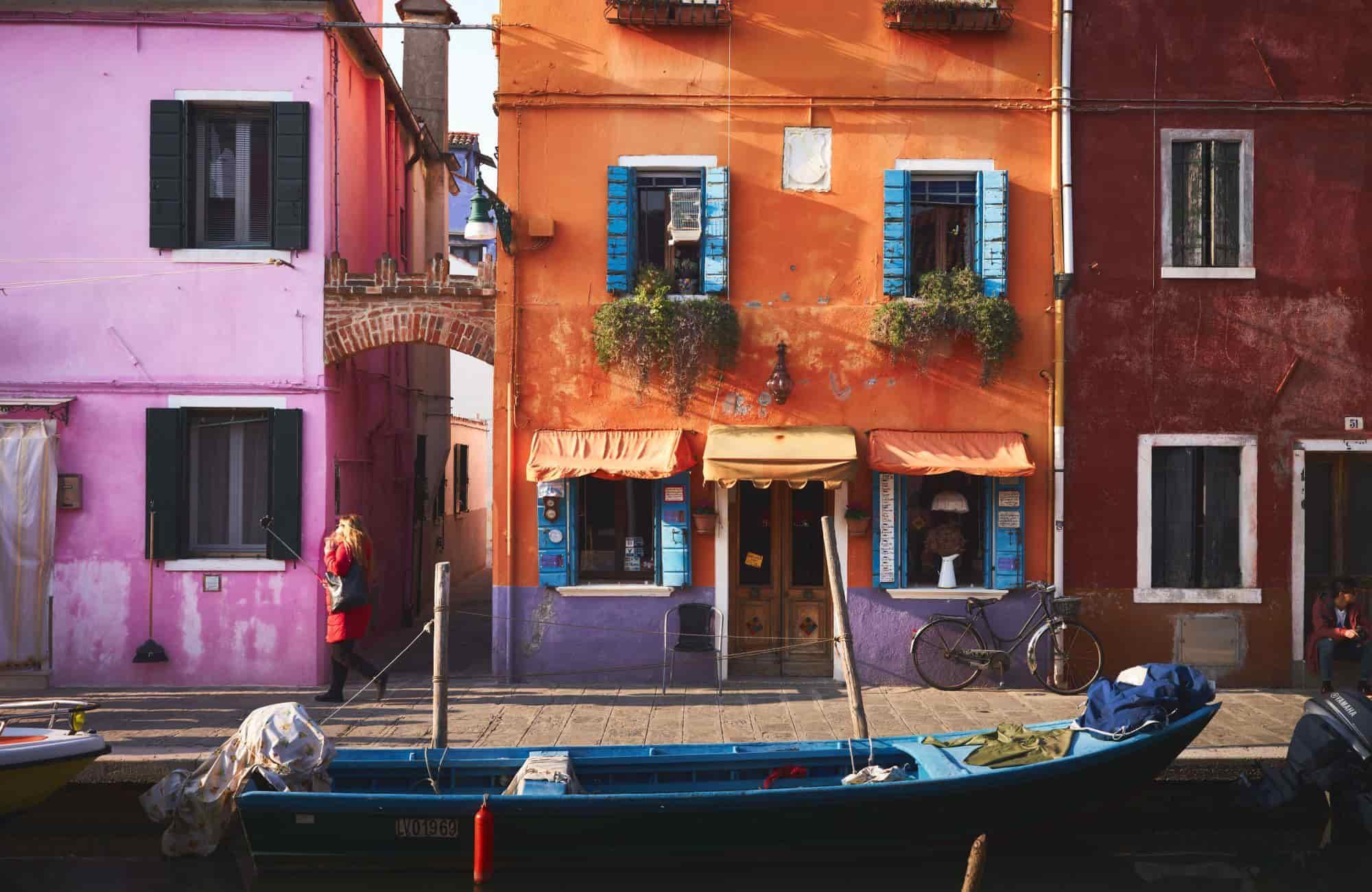 BURANO Italie - Recoup