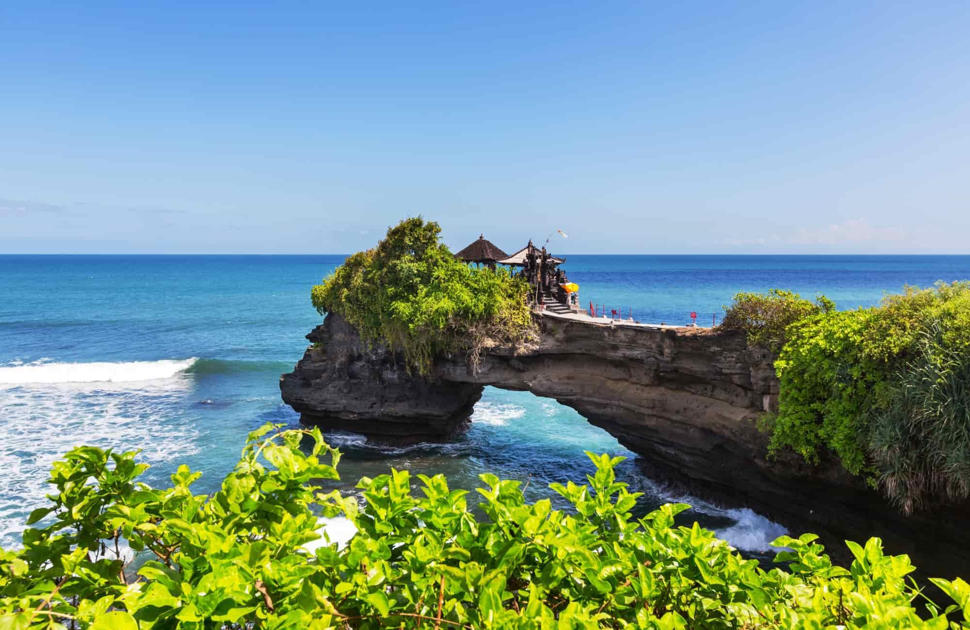 Temple de Tanah Lot Bali - Recoup