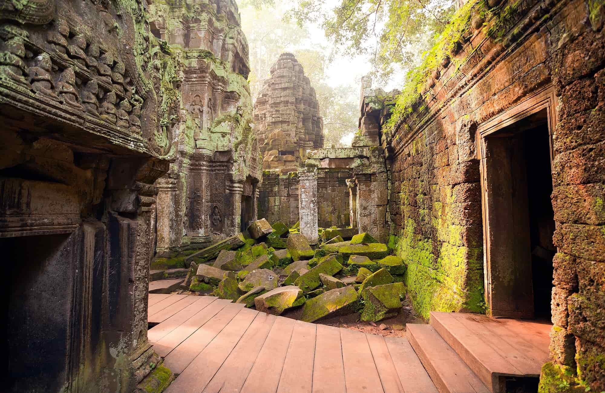 Voyage Cambodge - Angkor - Amplitudes