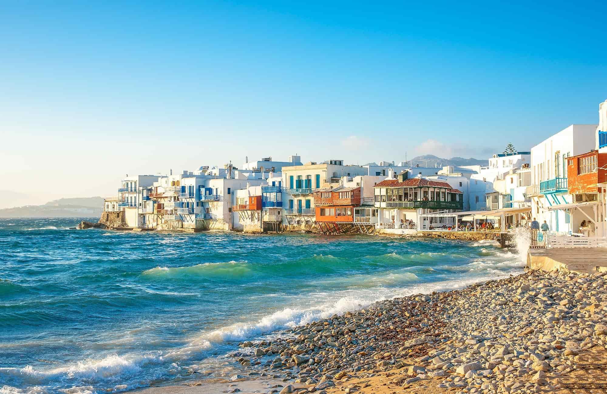 Voyage Grèce - Mykonos - Amplitudes