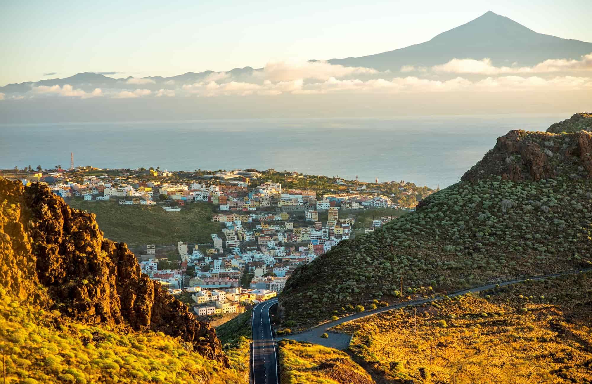 Voyage Canaries - La Gomera - Amplitudes