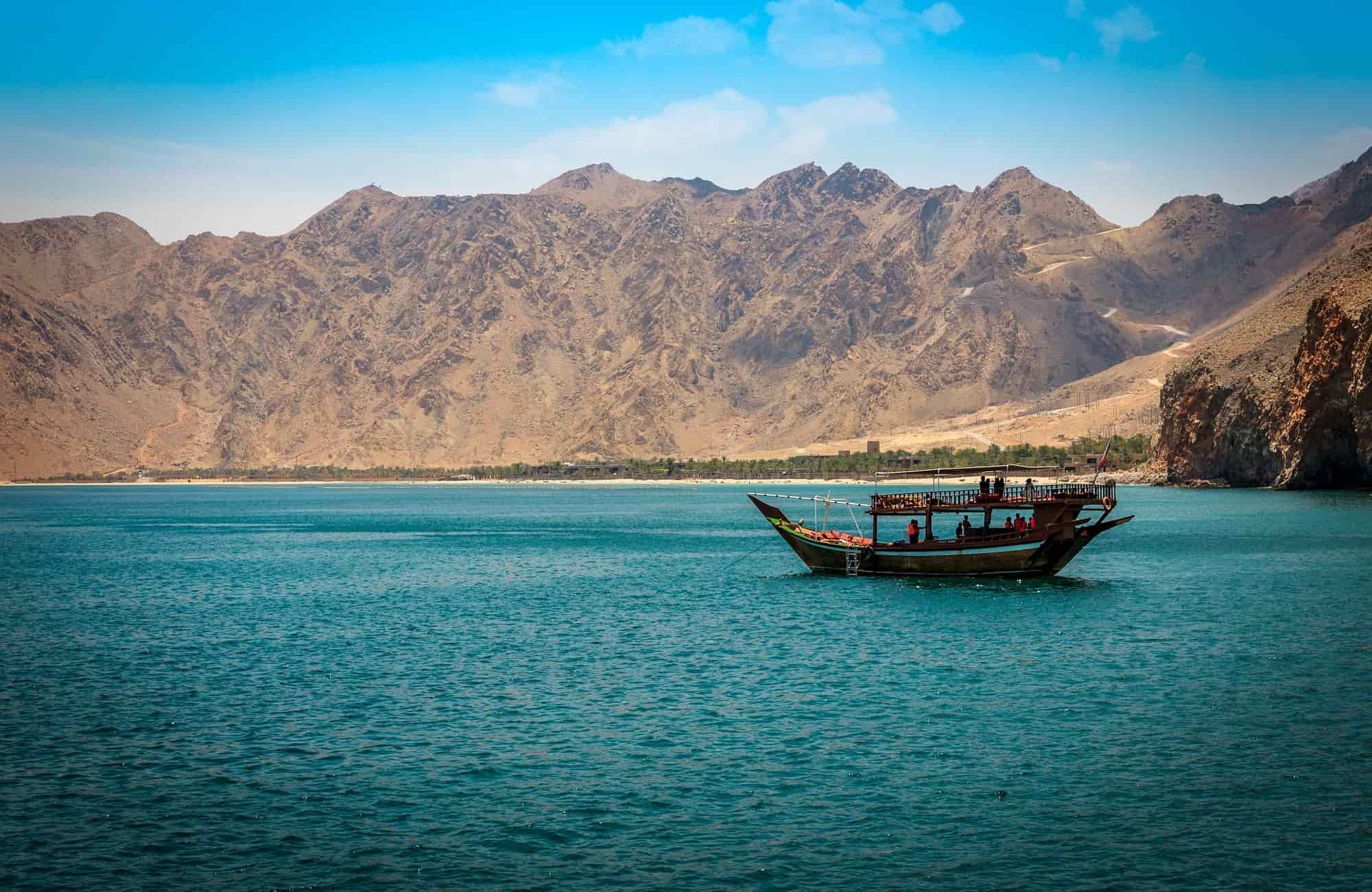 Voyage Oman - Bateau - Amplitudes